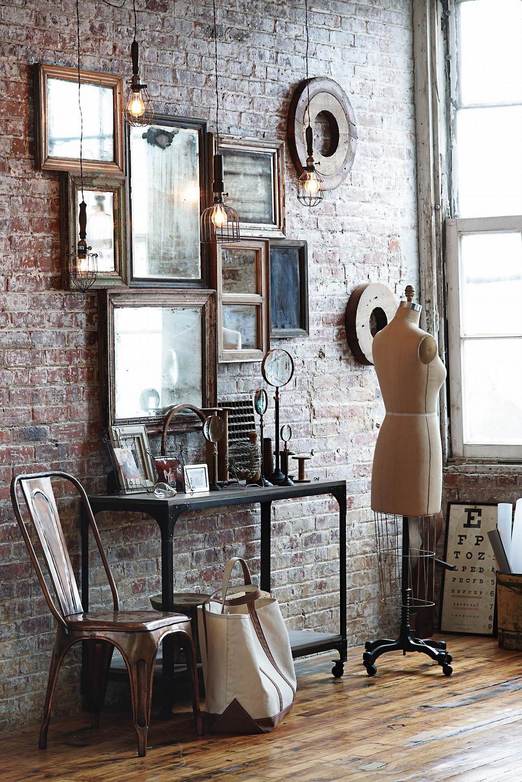 vintage industrial decor - HD790×1185