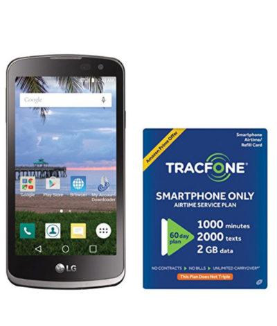 TracFone LG Rebel 4G LTE Prepaid