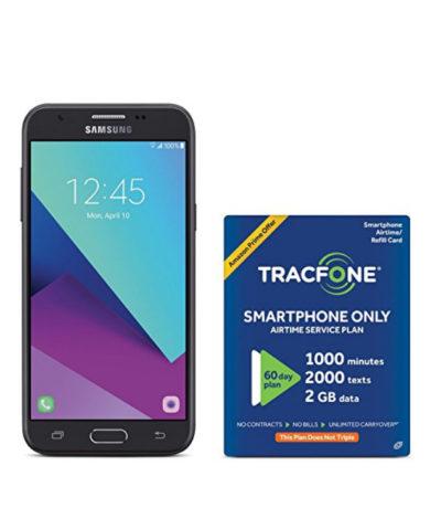 TracFone Samsung Galaxy J3 Luna Pro 4G LTE Prepaid